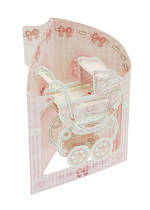 Santoro Swing Cards Baby Girl