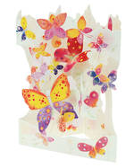 Santoro Swing Cards Butterfly Cloud