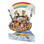 Santoro Swing Cards Noahs Ark
