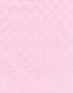 Folded Wrap Glitter Dot Pink