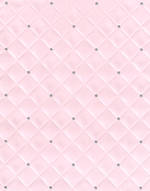 Folded Wrap Female Pale Pink Quilted