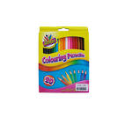 Colouring Pencil Full-size Pack of 20 Pencils