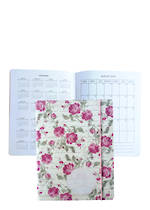 Tri-Coastal Paper Antiquity Monthly Planner