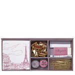 Eufloria Stationery Set Tab Box