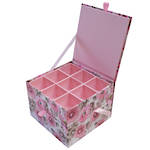 Eufloria Jewellery Box with Dividers