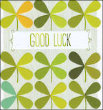 Good Luck Card Dixie Clover