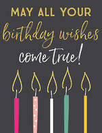 Jot Birthday Wishes Candles