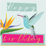 Ramona Birthday Hummingbird