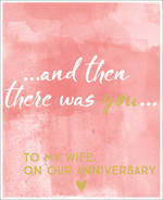 Anniversary Card Wife Sasparilla You