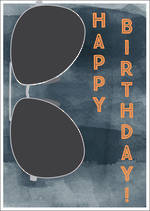 Zephyr Birthday Sunglasses