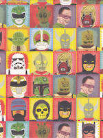 Sheet Wrap Toasted Heroes & Villains
