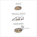 Saskdraws: Potatoes