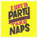 Type Club: Take Naps