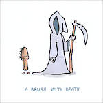 Wrong Hands: Brush With Death