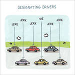 Wrong Hands: Designating Drivers