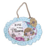 Verity Rose Plaque Mum