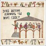 Hysterical Heritage Wifi Code