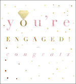 Engagement Card Proper Mail