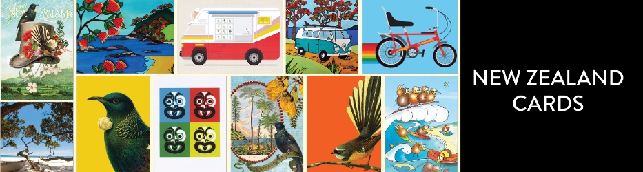 New Zealand Greeting Cards Image Gallery Ltd