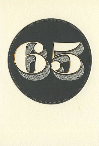 Age Card 65 Male Prime Numbers