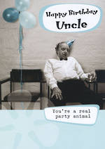 Uncle Birthday Card: Frank By Name