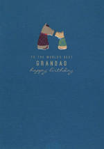 Grandad Birthday Card: Call Me Frank Best Grandad