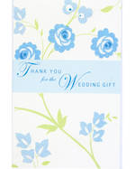 Note Cards Pack of 8 Wedding Gift