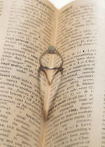 Engagement Card: Ring In Dictionary