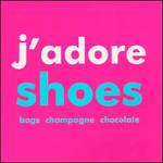Blank Card: Bluebell33 - J'Adore Shoes