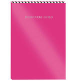 Designer's Guild Couture Rose Pleather Journal