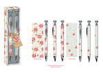 Rose & Bee: Pen & Pencil Set