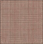 Napkins: Caspari - Lunch Glen Plaid Taupe