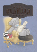 Grandad Birthday Card: Me To You Paper