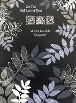 Sympathy Card: Loss of Dad