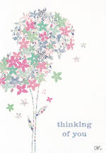 Sympathy Card: Thinking Of You Kirstie Allsopp