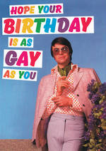 Dean Morris Fabulous: Birthday Is As Gay As You