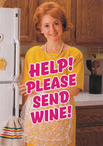 Dean Morris Fabulous: Help Pls Send Wine