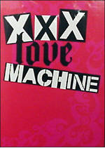 Dean Morris Blalalah: XXX Love Machine