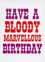 Dean Morris Rude: Bloody Marvellous Birthday