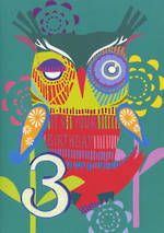 Age Card 3: Boy Fays Studio Owl