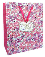 Gift Bag: Medium - Female Pizazz With Love