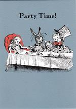 Alice In Wonderland: Party Time