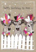 Fancy Pants: Birthday Cows