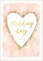 Wedding Card: Patina