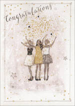 Congratulations Card: Privee