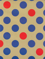 Folded Wrap: Dots