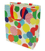 Gift Bag: Large - General Lge Bag Hm Birthday Balloons