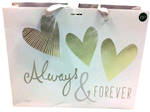 Gift Bag: Extra Large - General Special Occasion Hearts