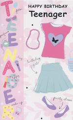 Hallmark Value: Teen Girl Clothes