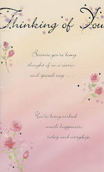Hallmark Value: Thinking of You
